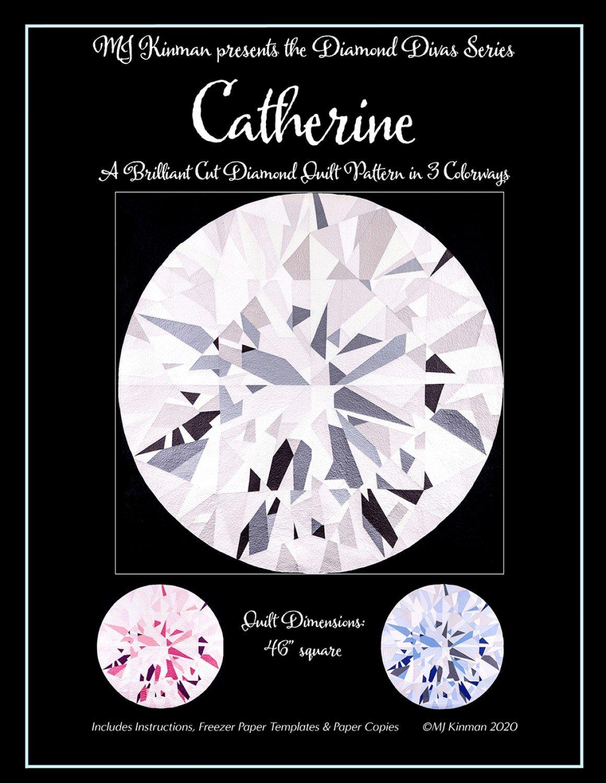 Catherine Diamond Quilt Pattern