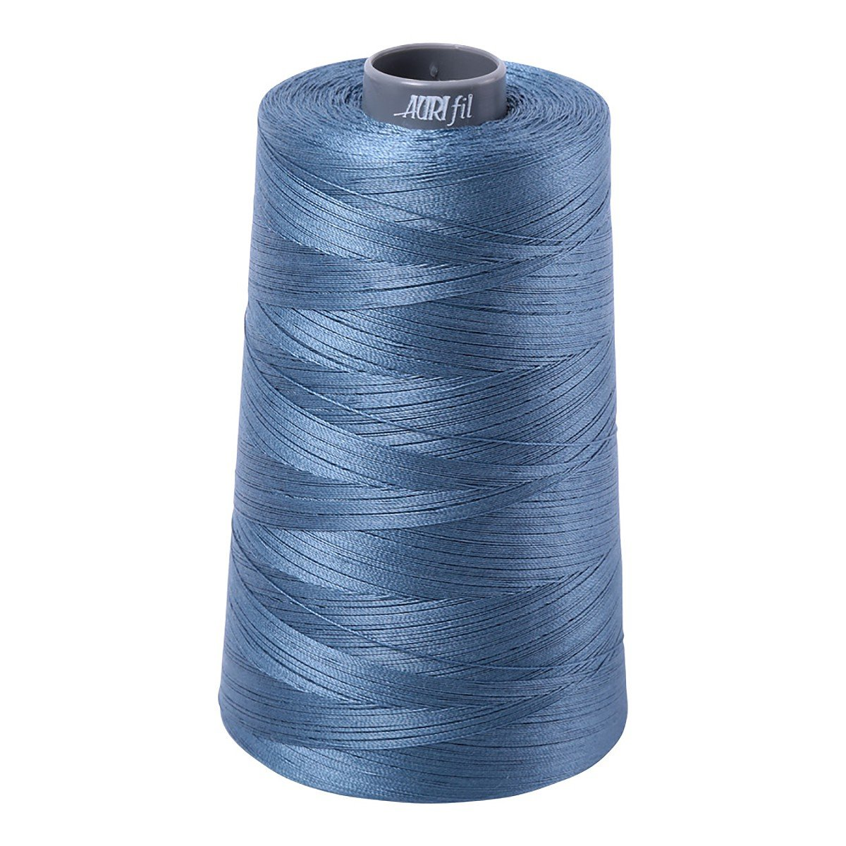 Mako (Cotton) Embroidery Thread 28wt 3609yds Blue Grey