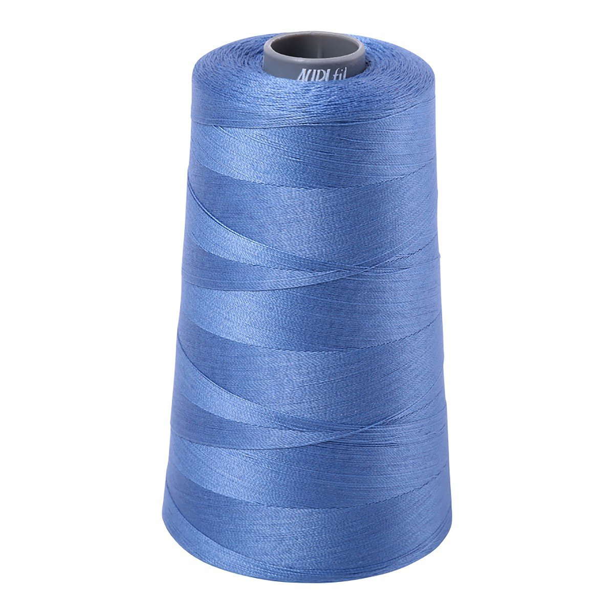 Mako (Cotton) Embroidery Thread 28wt 3609yds Light Blue Violet