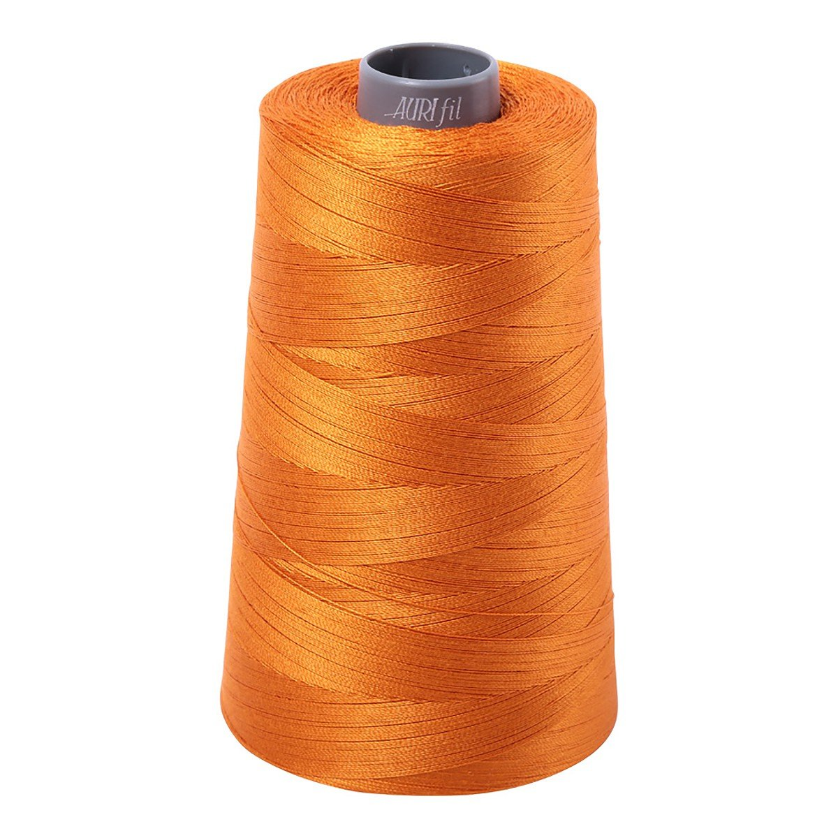 Mako (Cotton) Embroidery Thread 28wt 3609yds Bright Orange