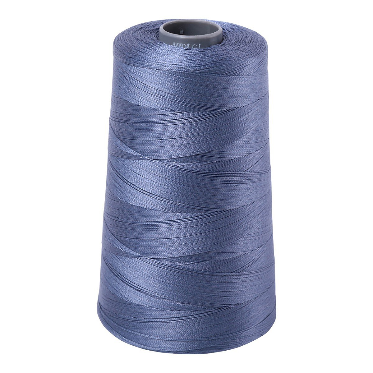 Mako (Cotton) Embroidery Thread 28wt 3609yds Dark Grey Blue