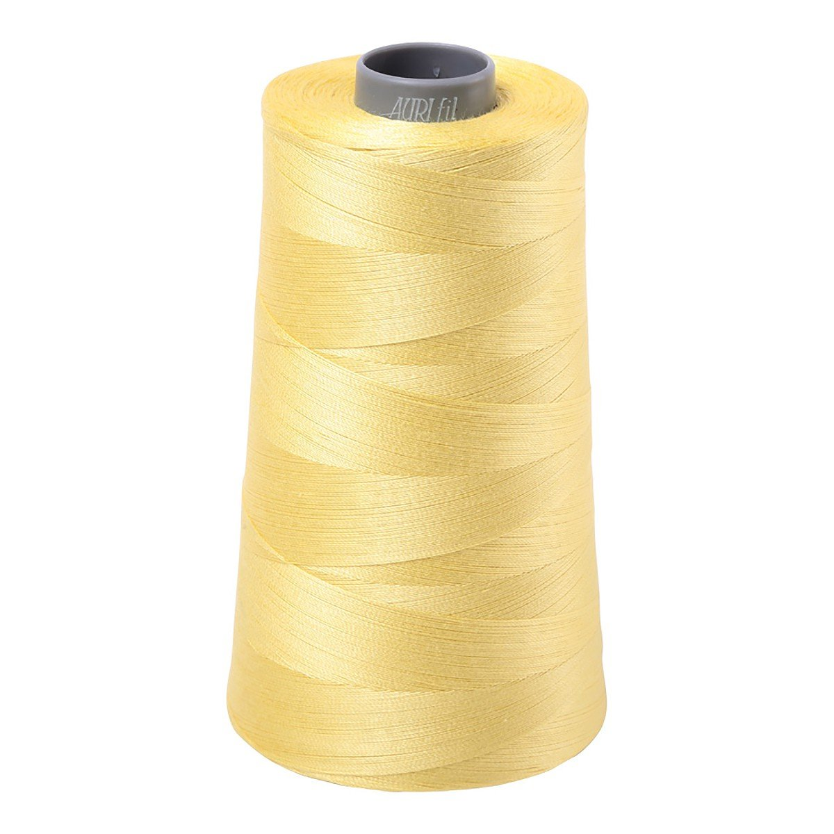 Mako (Cotton) Embroidery Thread 28wt 3609yds Lemon