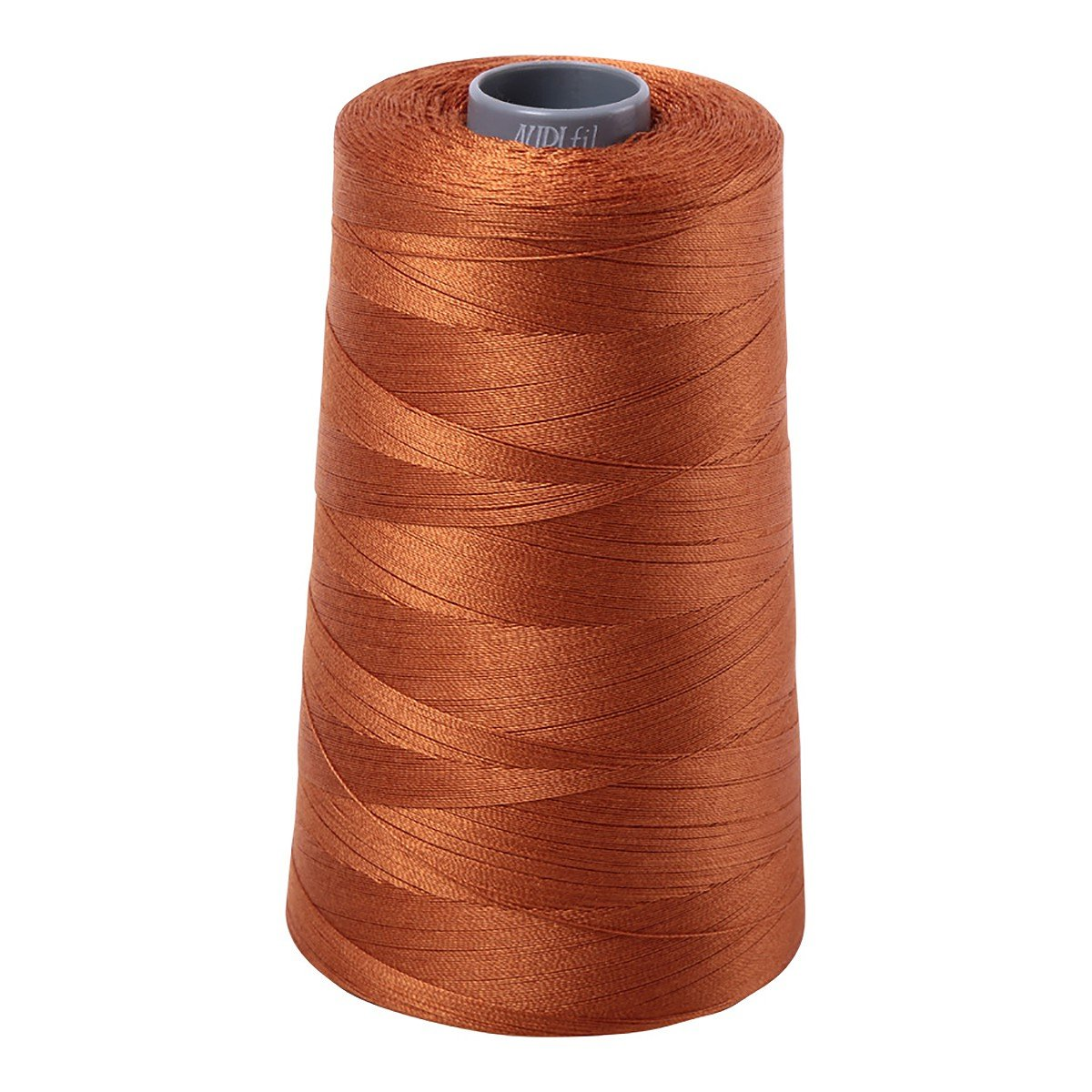 Mako (Cotton) Embroidery Thread 28wt 3609yds Cinnamon