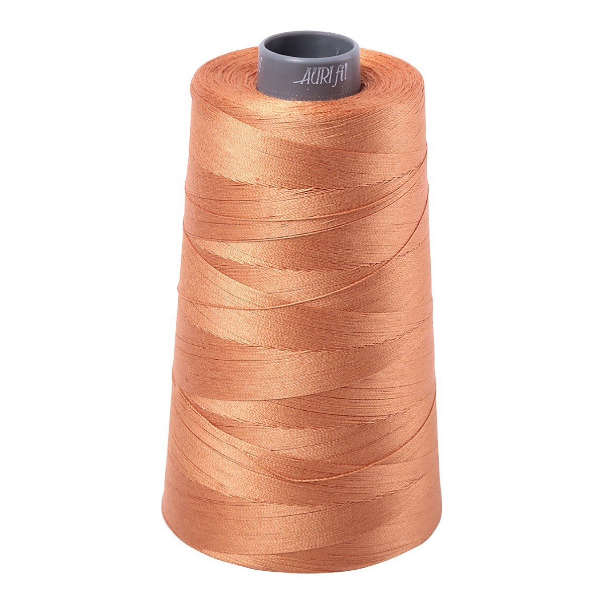 Mako (Cotton) Embroidery Thread 28wt 3609yds Caramel