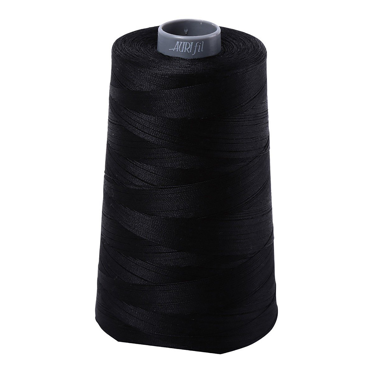 Mako (Cotton) Embroidery Thread 28wt 3609yds Black