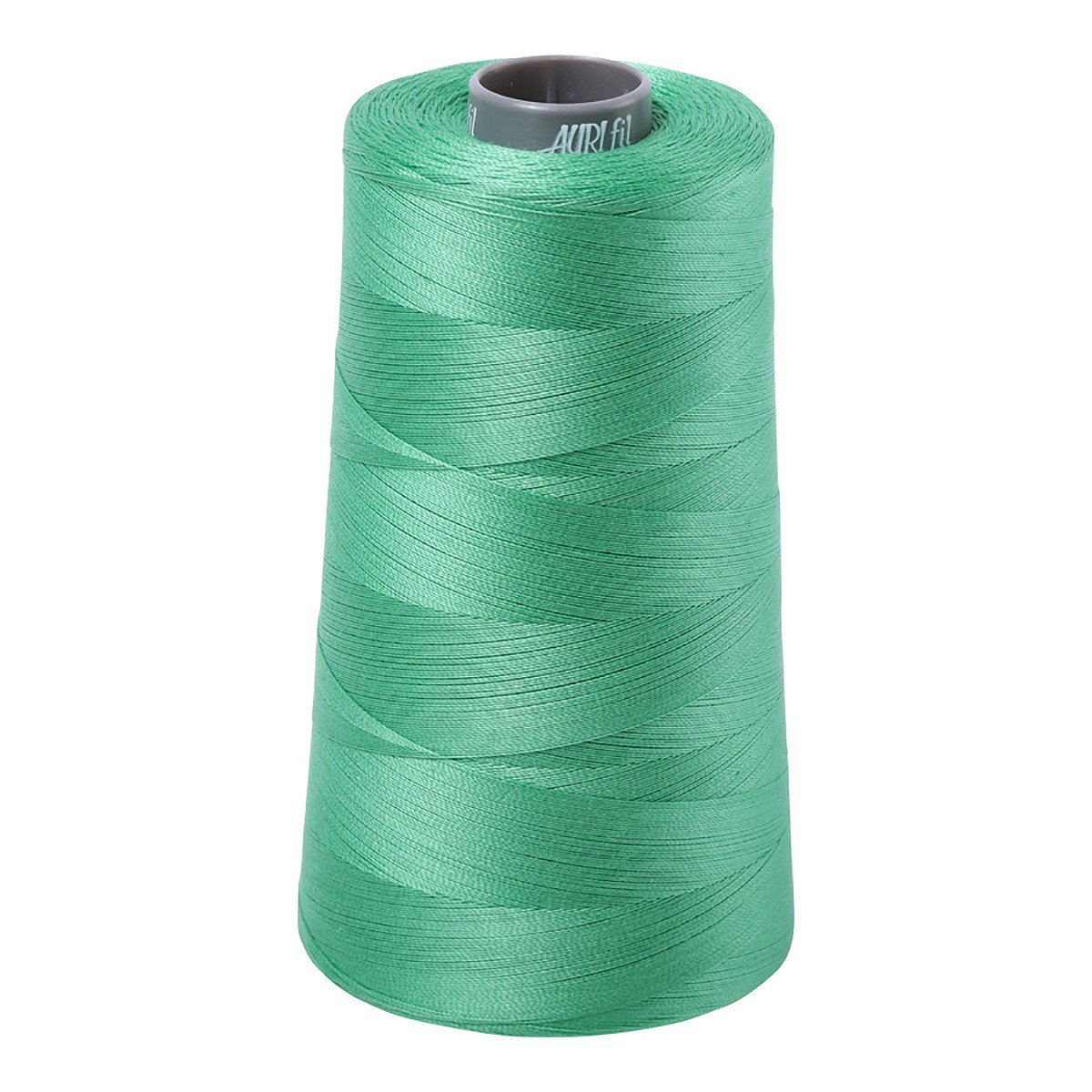 Mako (Cotton) Embroidery Thread 28wt 3609yds Light Emerald