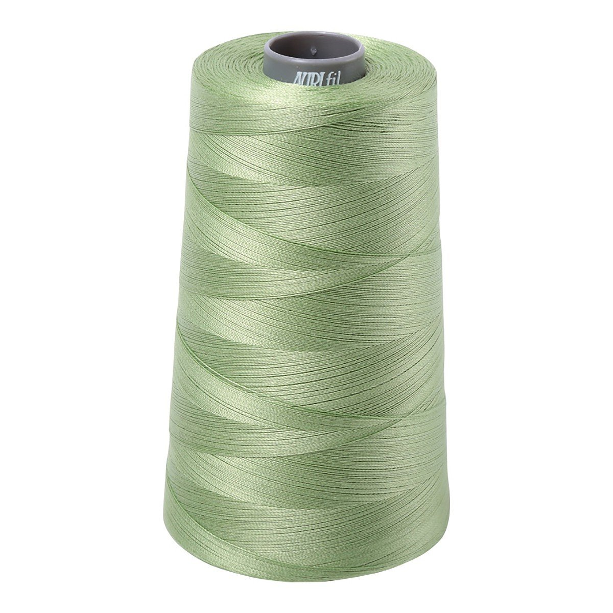 Mako (Cotton) Embroidery Thread 28wt 3609yds Light Fern