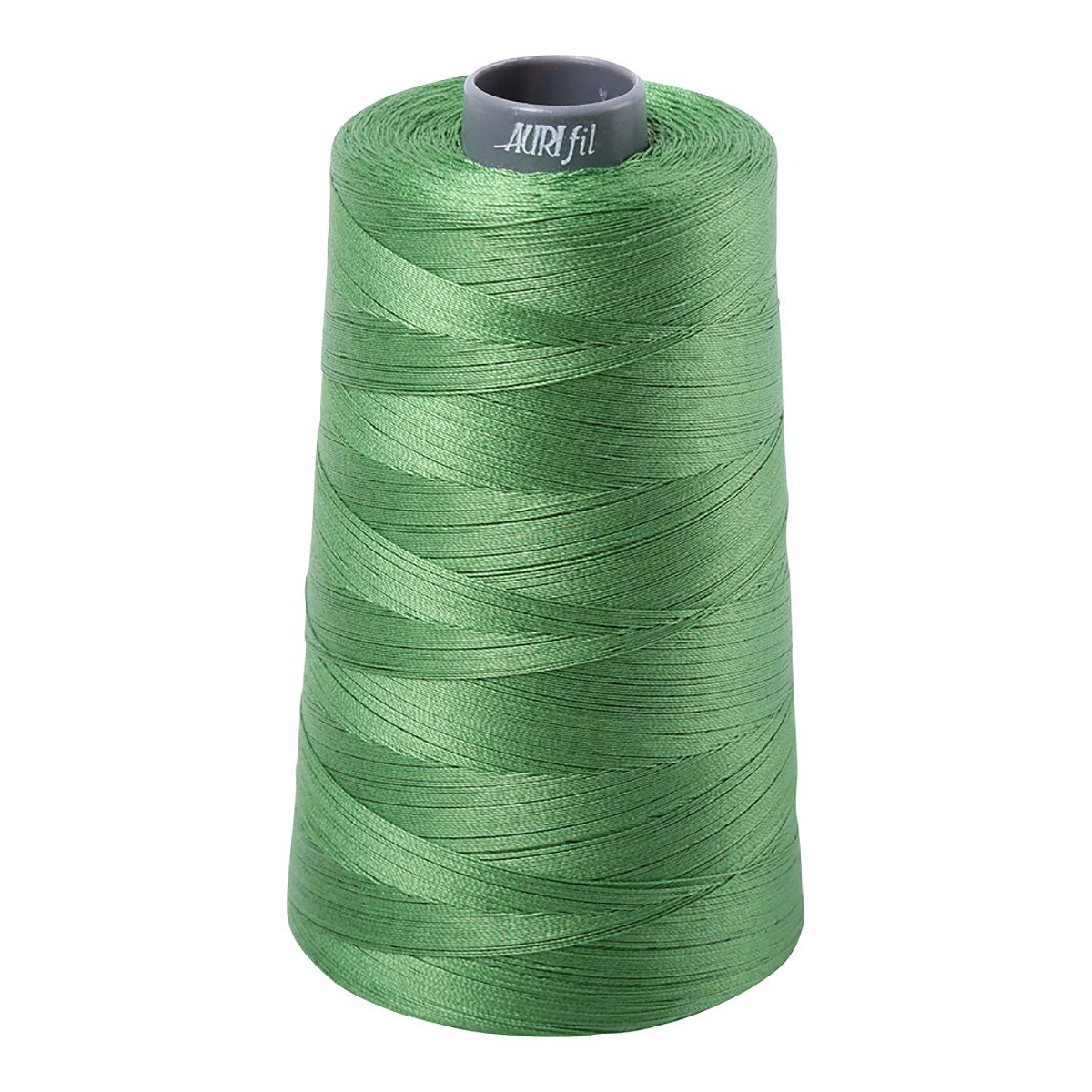 Mako (Cotton) Embroidery Thread 28wt 3609yds Green Yellow