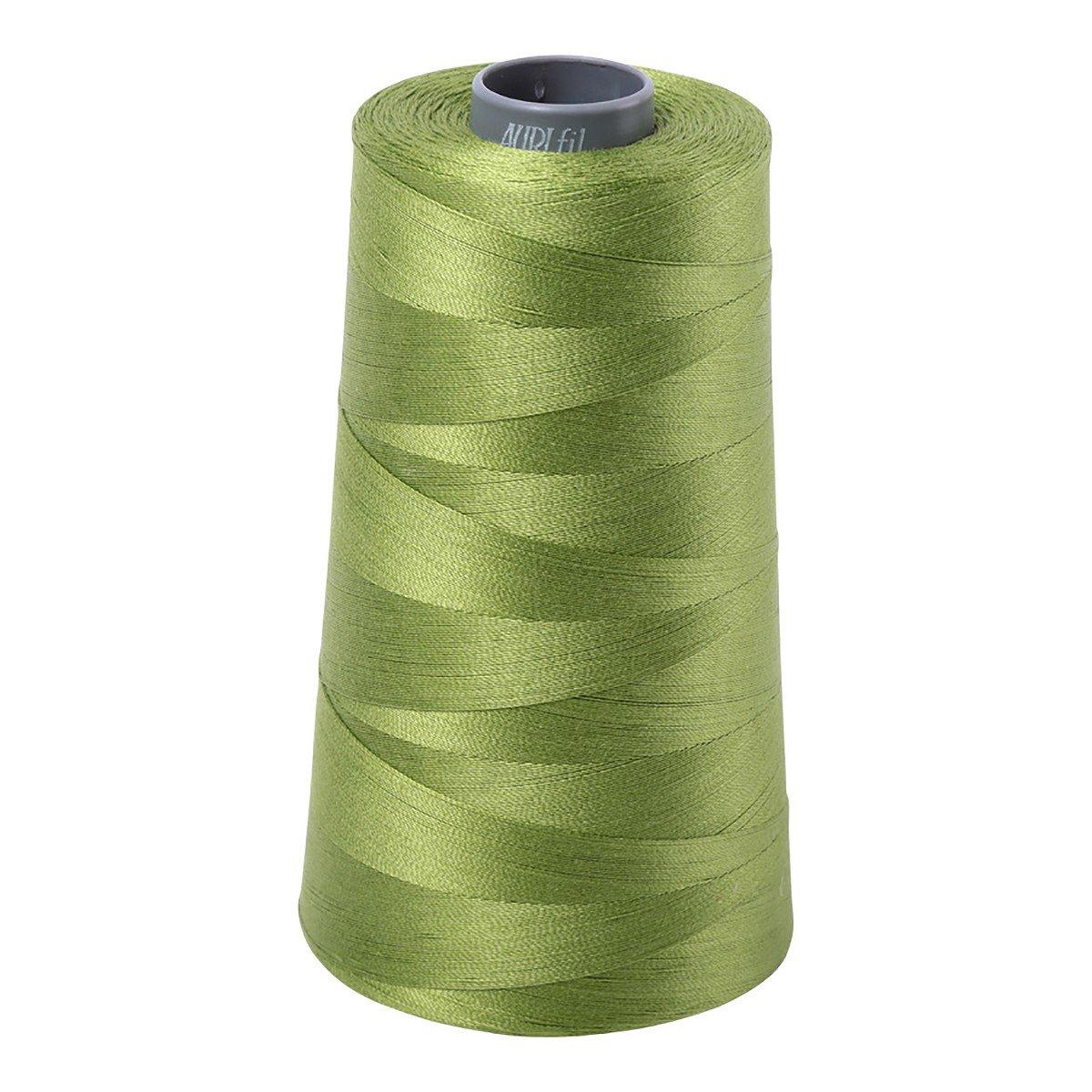 Mako (Cotton) Embroidery Thread 28wt 3609yds Fern Green