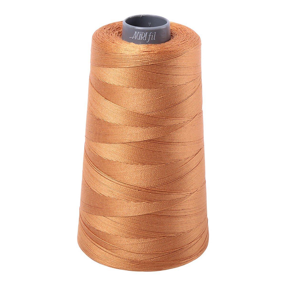Mako (Cotton) Embroidery Thread 28wt 3609yds Golden Toast