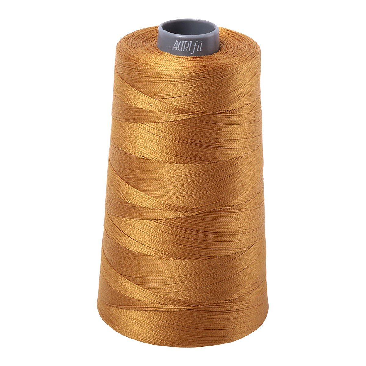 Mako (Cotton) Embroidery Thread 28wt 3609yds Brass
