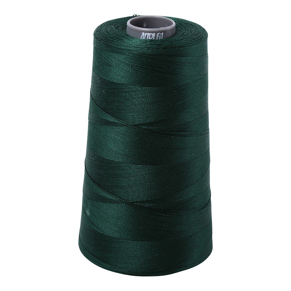 Mako (Cotton) Embroidery Thread 28wt 3609yds Forest Green