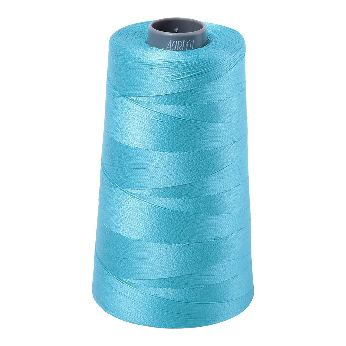 Mako (Cotton) Embroidery Thread 28wt 3609yds Bright Turquoise