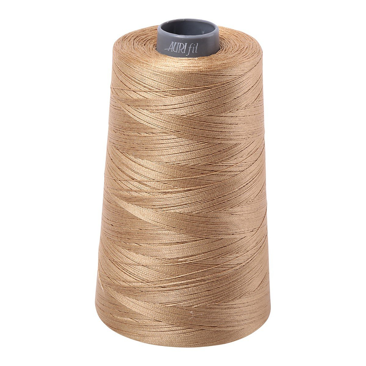 Mako (Cotton) Embroidery Thread 28wt 3609yds Blond Beige