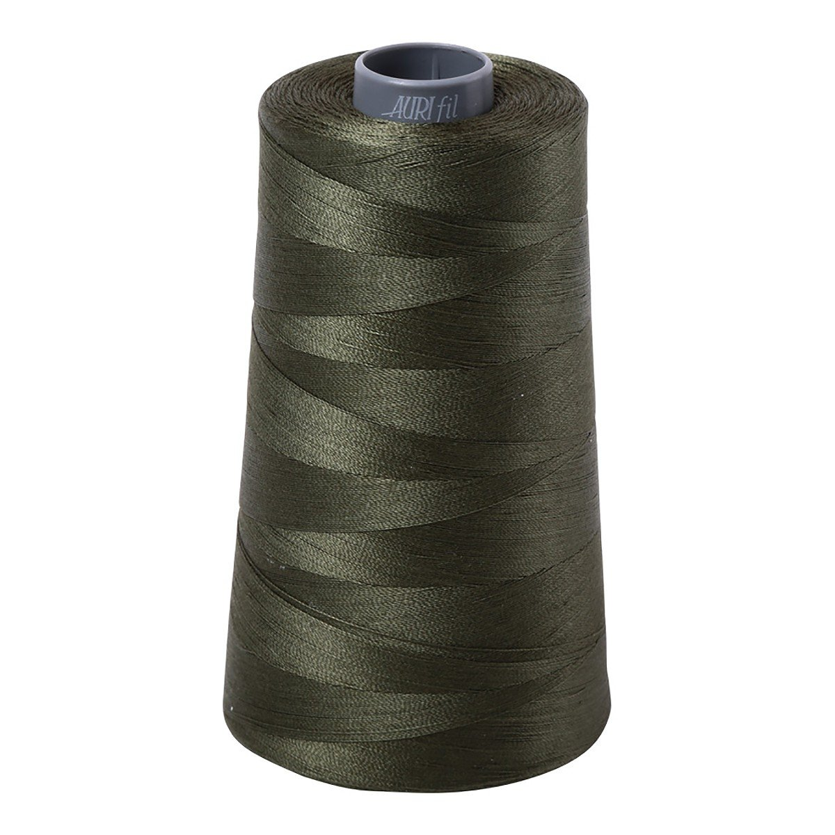 Mako (Cotton) Embroidery Thread 28wt 3609yds Dark Green