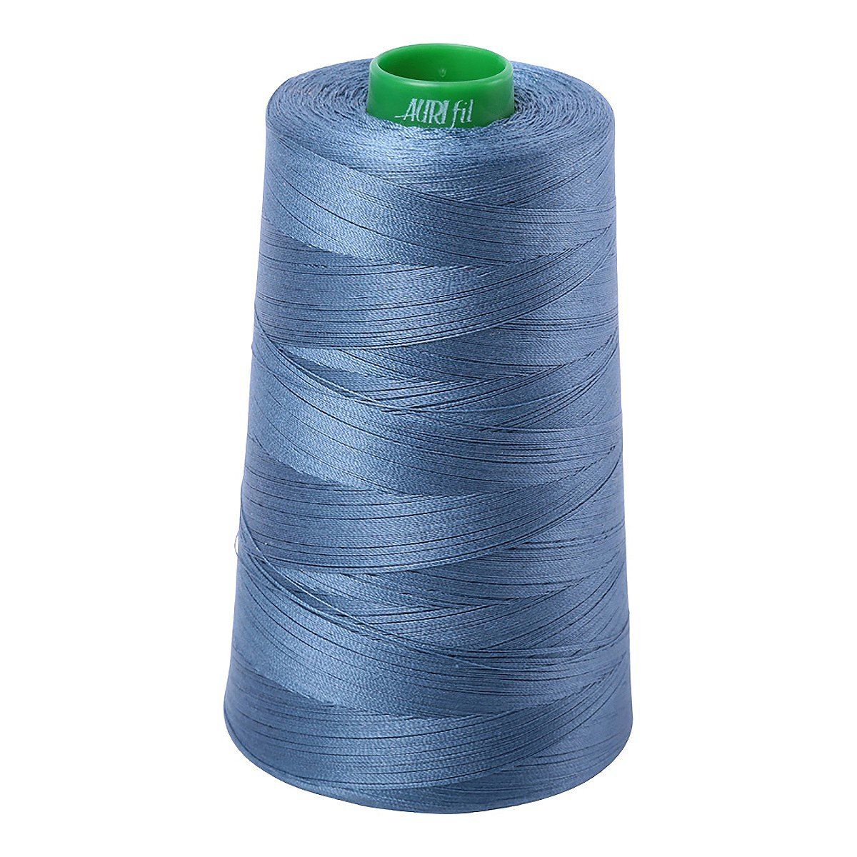 Mako (Cotton) Embroidery Thread 40wt 5140yds Blue Grey
