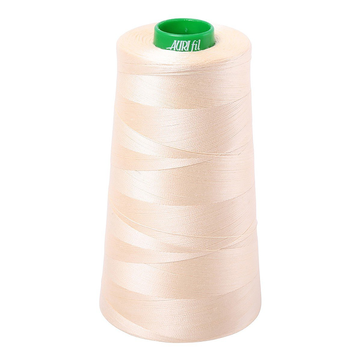 Mako (Cotton) Embroidery Thread 40wt 5140yds Butter