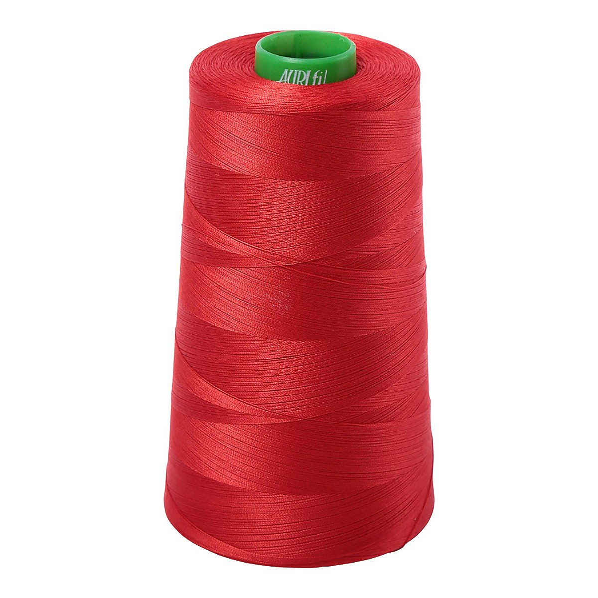 Mako (Cotton) Embroidery Thread Solid 40wt 5140yds Paprika