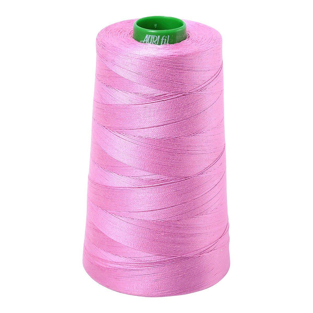 Mako (Cotton) Embroidery Thread 40wt 5140yds Medium Orchid
