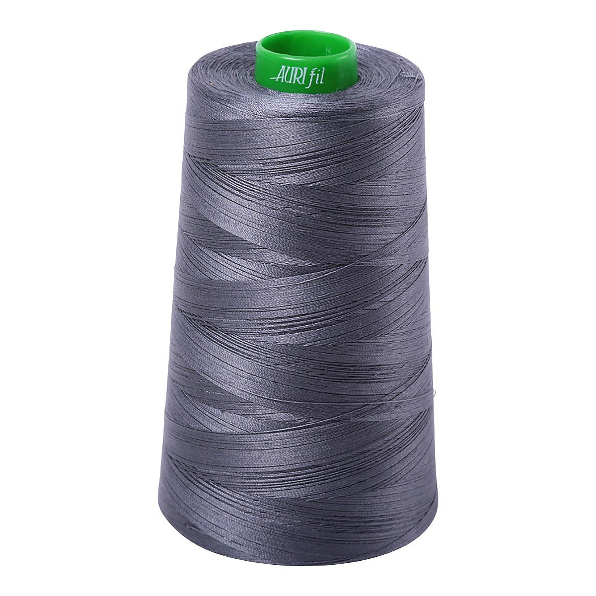 Mako (Cotton) Embroidery Thread Solid 40wt 5140yds Jedi
