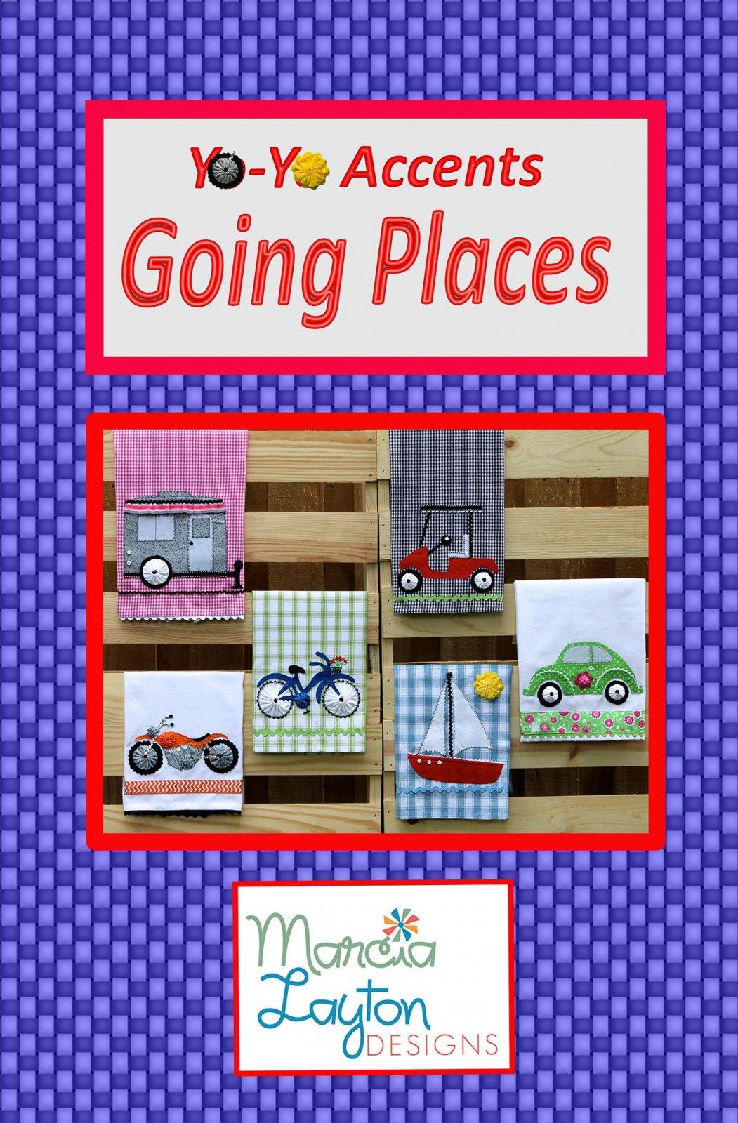 Yo-Yo Accents-Going Places