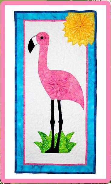 Simply Flamingo
