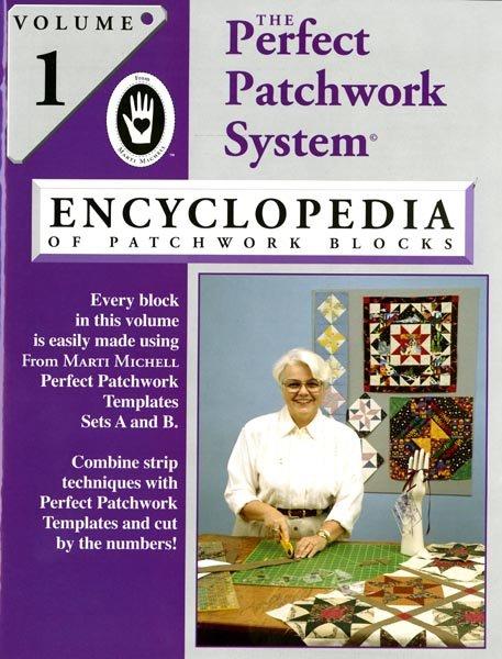 Encyclopedia of Patchwork Blocks Volume 1