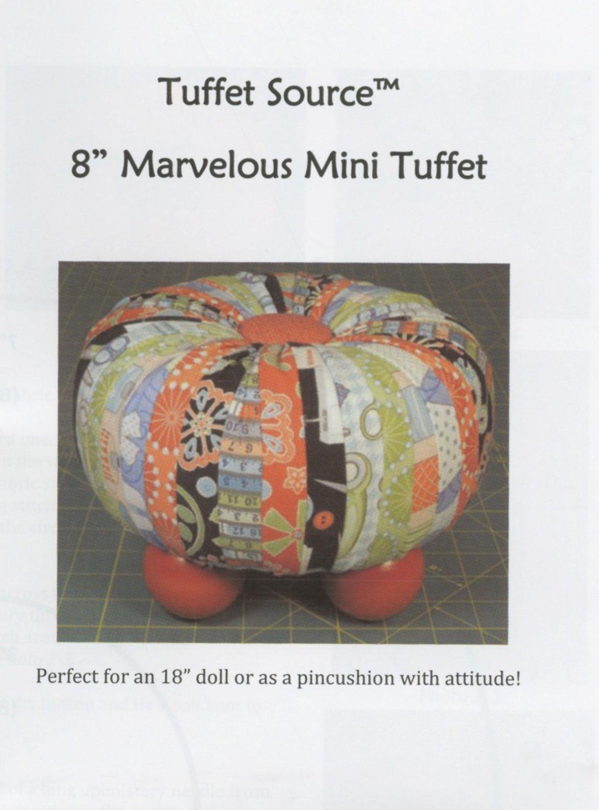 Marvelous Mini Tuffet