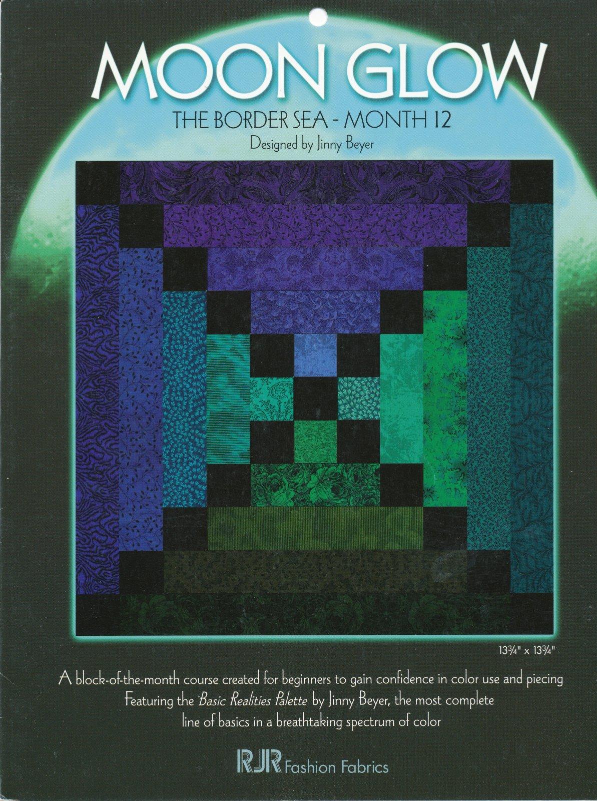Moon Glow - The Border Sea - Block 12