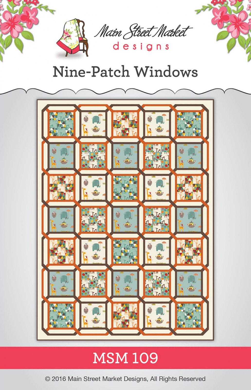 Nine-Patch Windows
