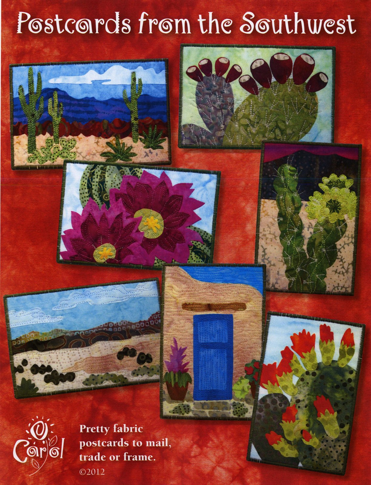 Postcards From The Southwest