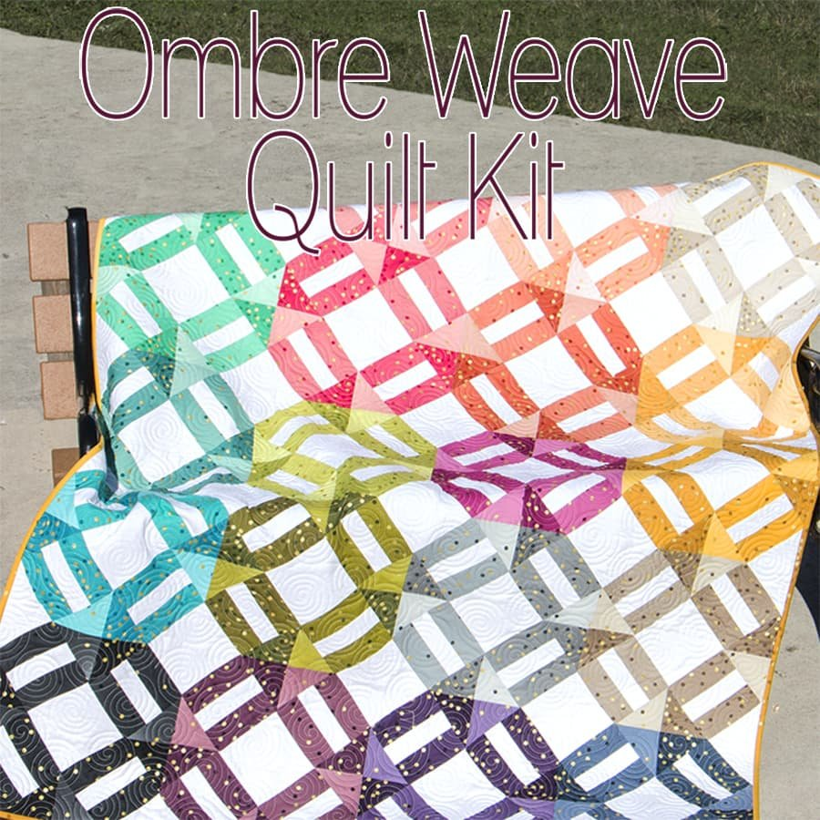 Ombre Weave Kit