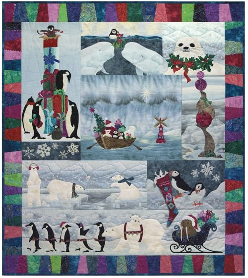 Once Upon A Star Quilt Kit