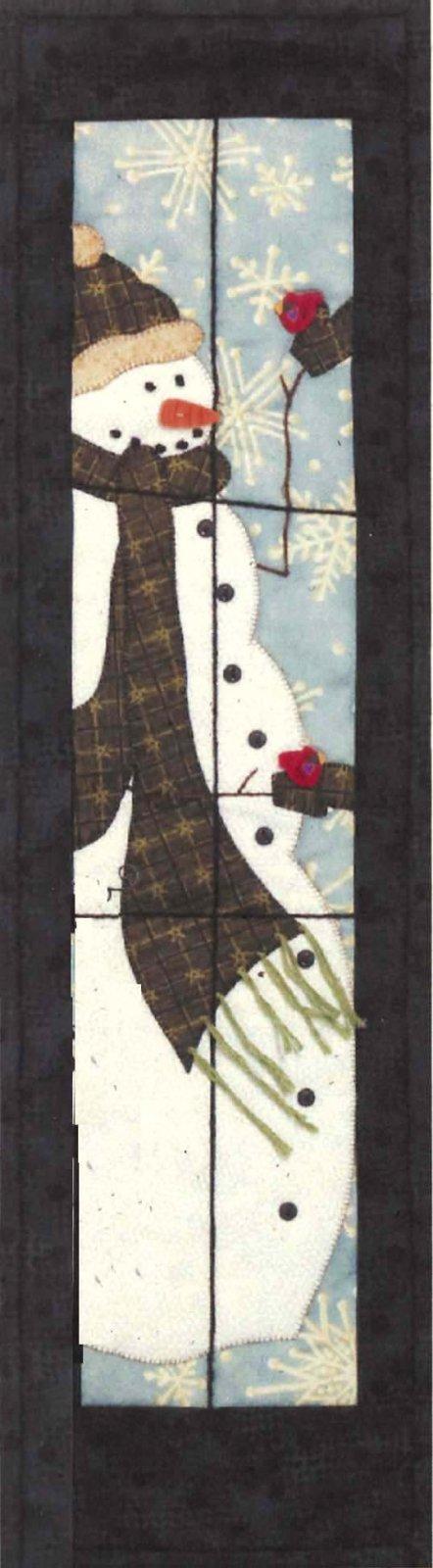 Leftie - Snowman
