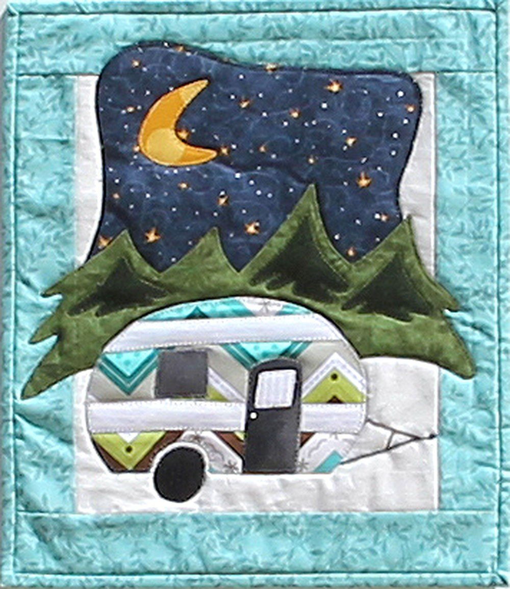 Little Camper Pattern