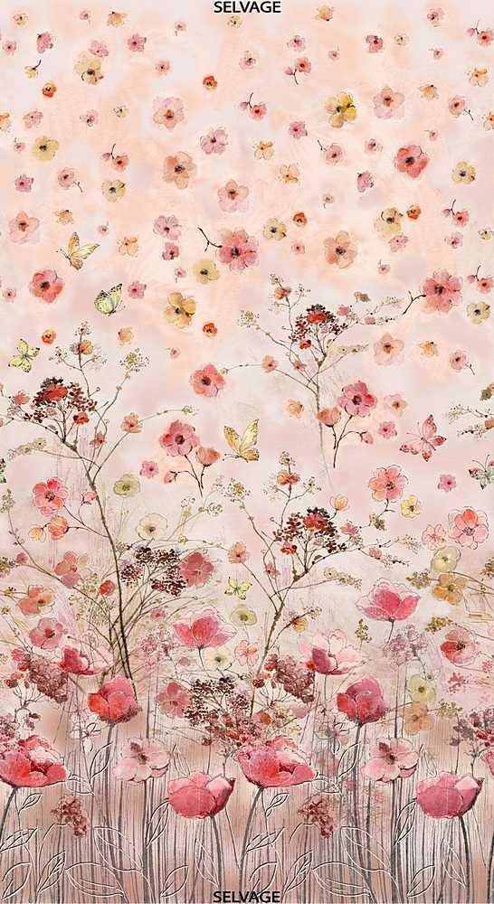 Floral Study -  24 PANEL