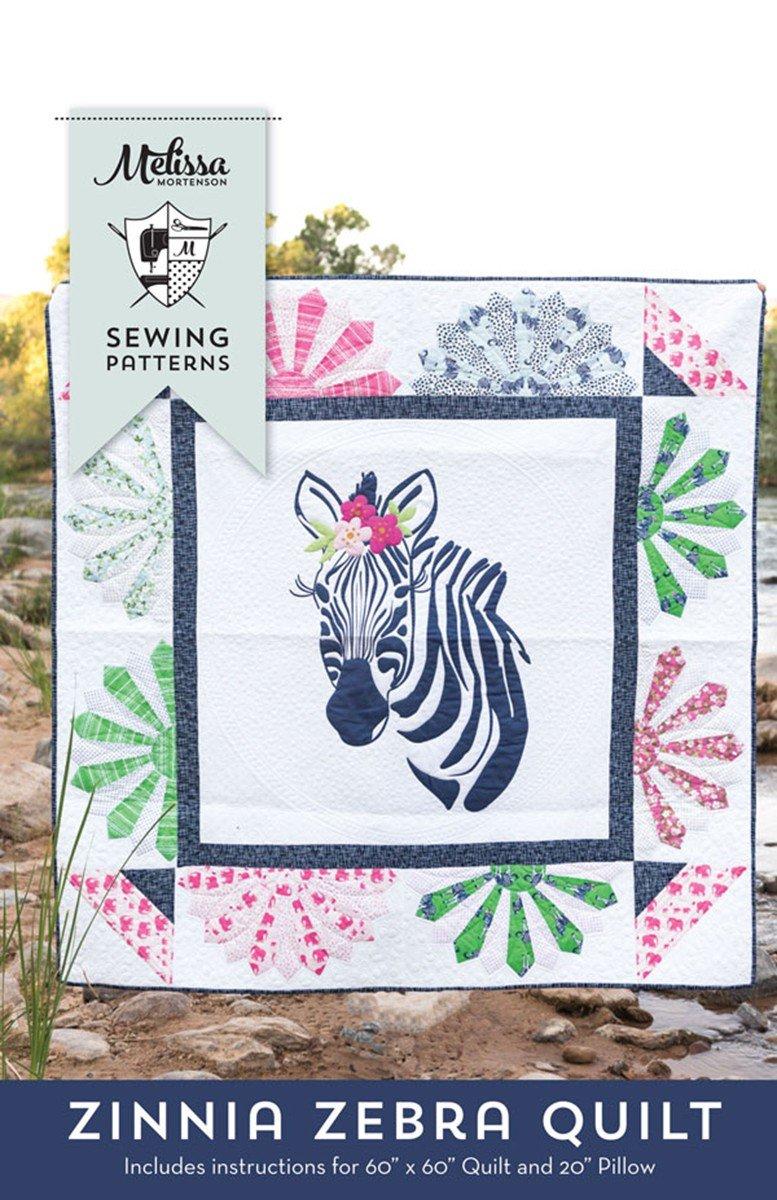 Zinnia Zebra