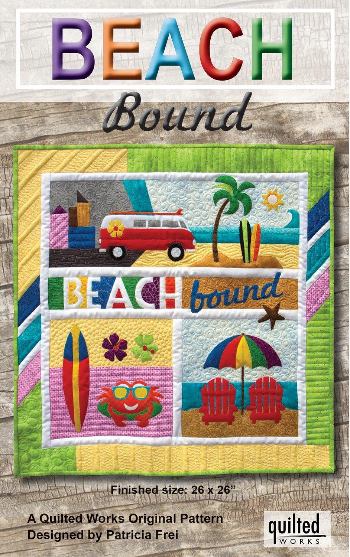 Beach Bound Pattern & laser