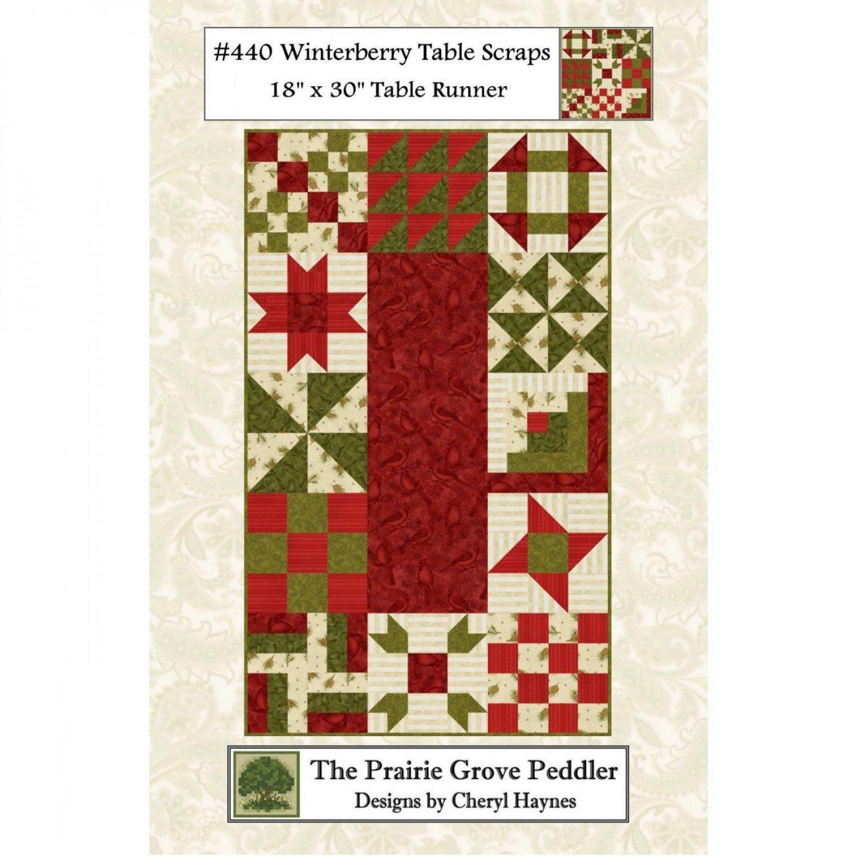 Winterberry Table Scraps