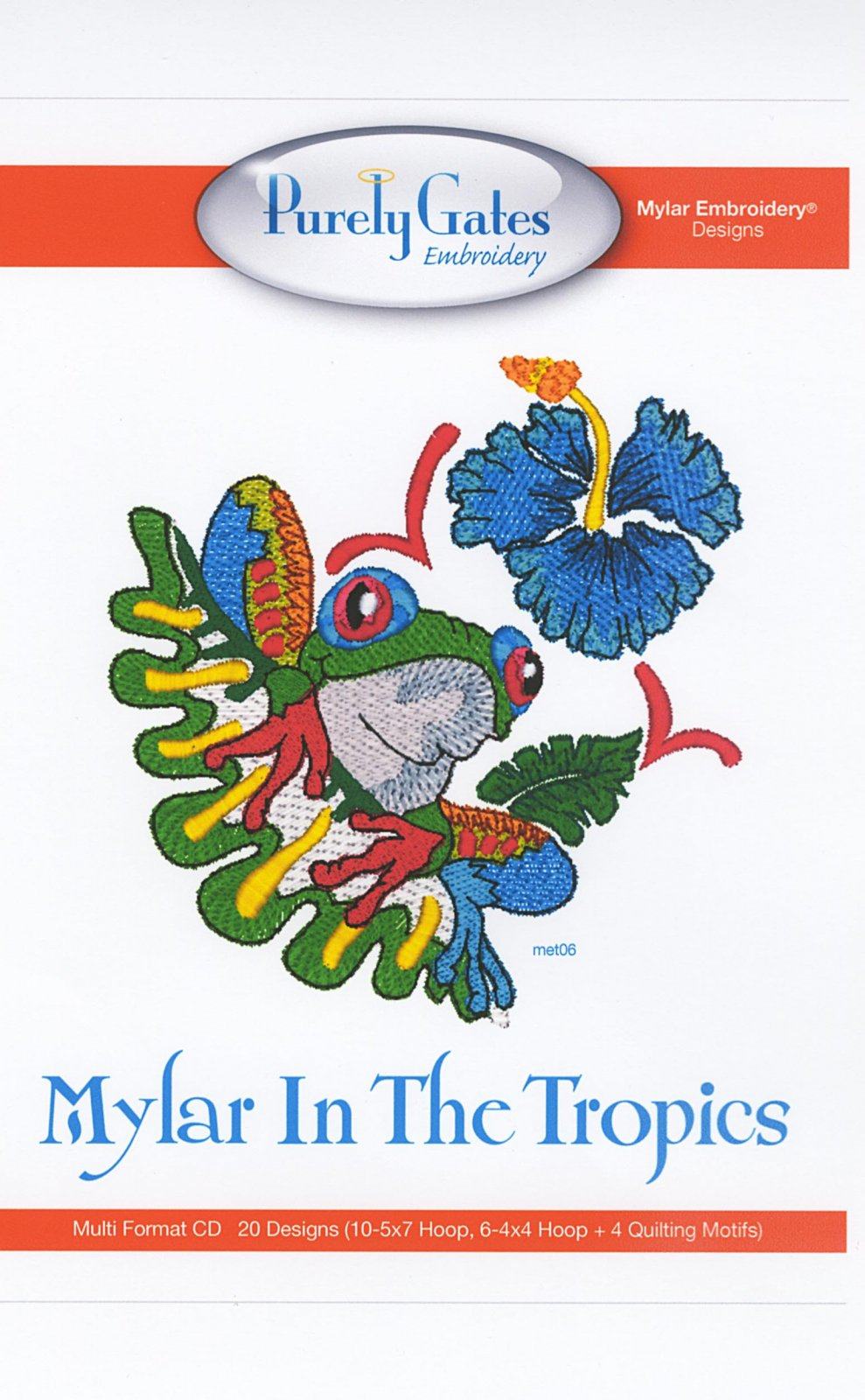 CD Mylar In the Tropics
