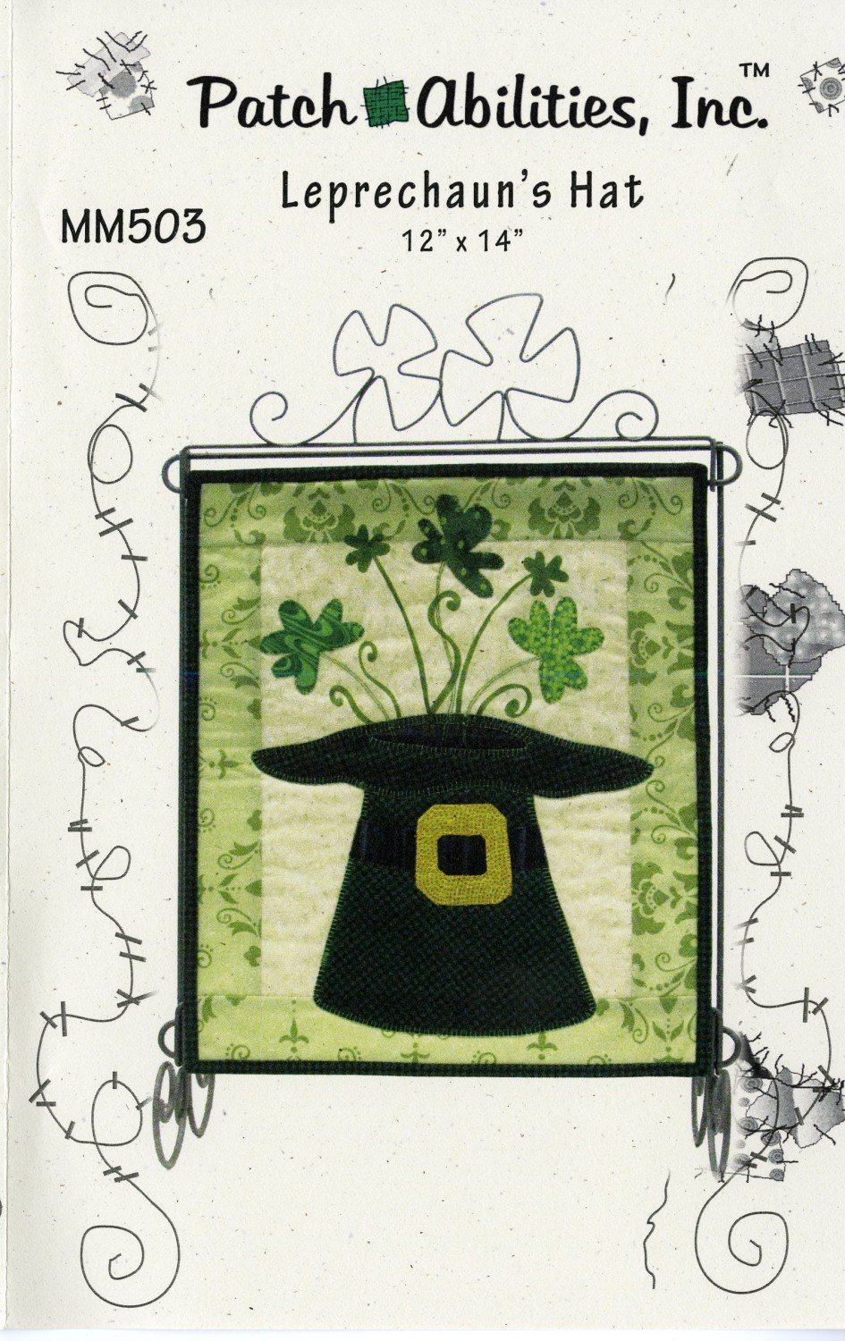 Monthly Mini - March Leprechaun's Hat