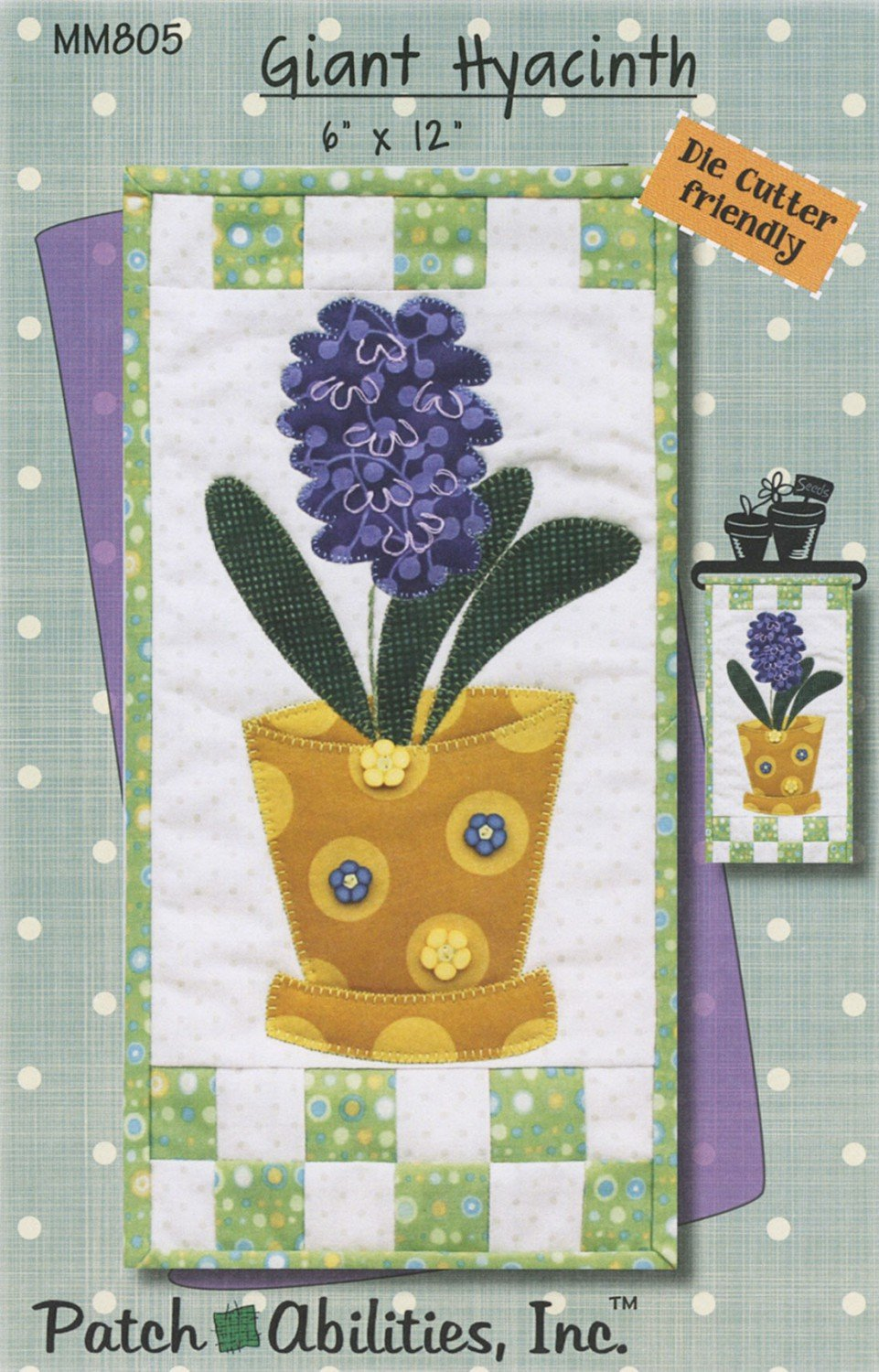 Monthly Mini - Giant Hyacinth