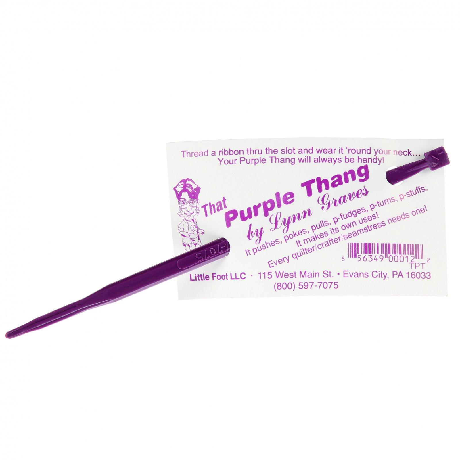 That Purple Thang   856349000122