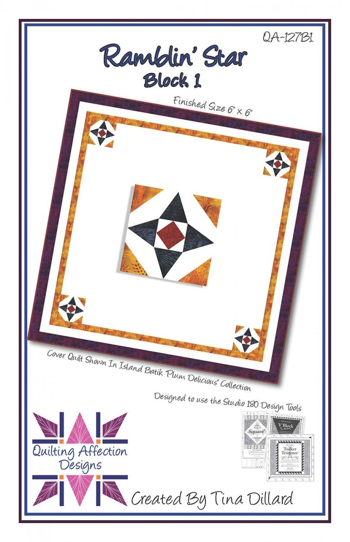 Ramblin Star Born Pattern #1