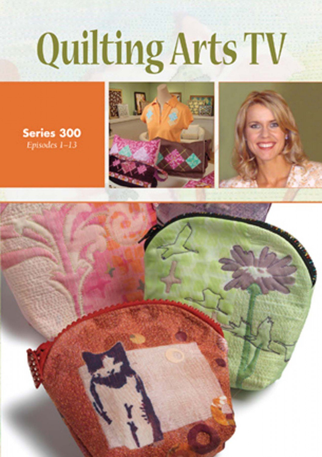 Quilting Arts Tv Series 300