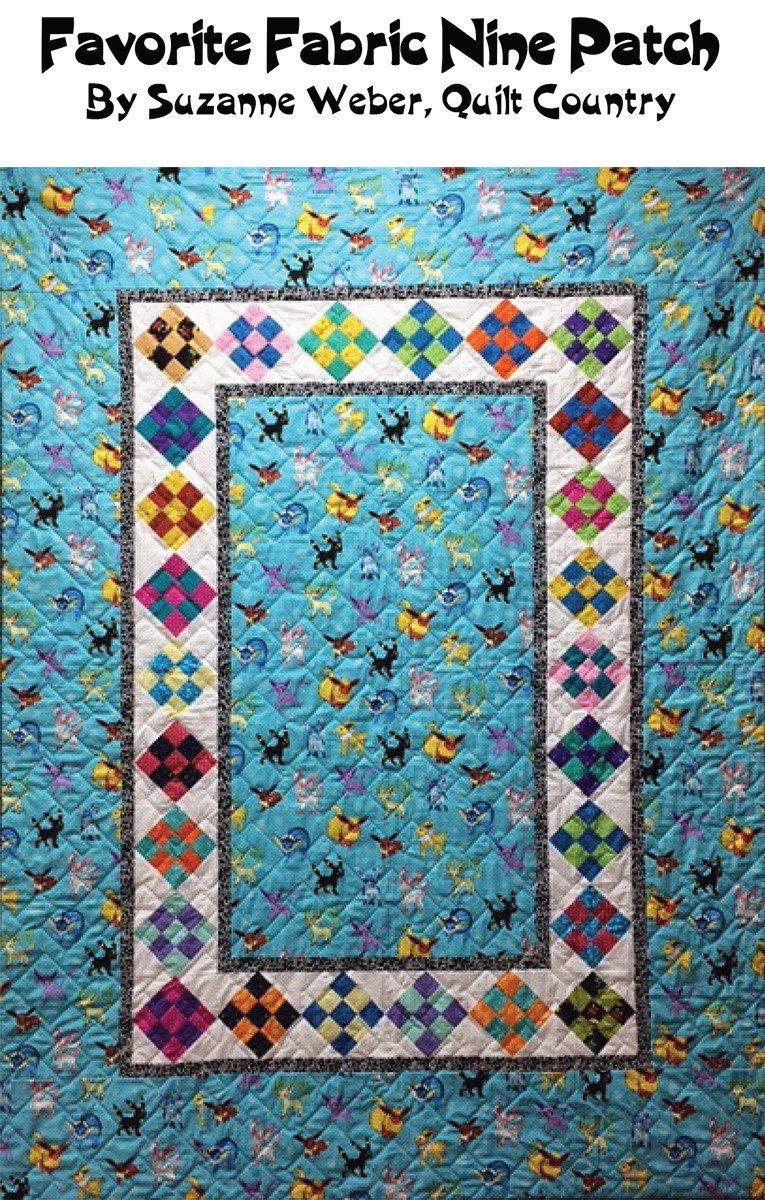 Favorite Fabric Nine Patch