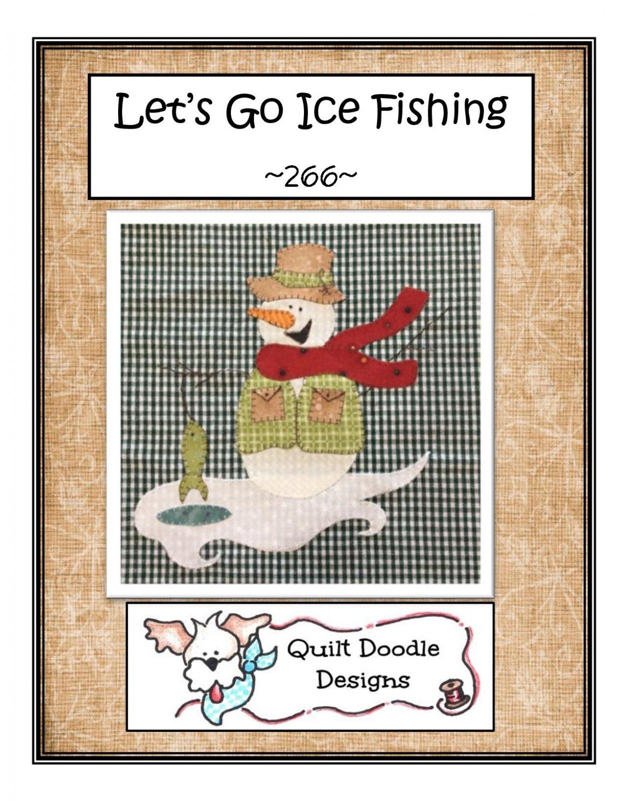 Let's Go Ice Fishing