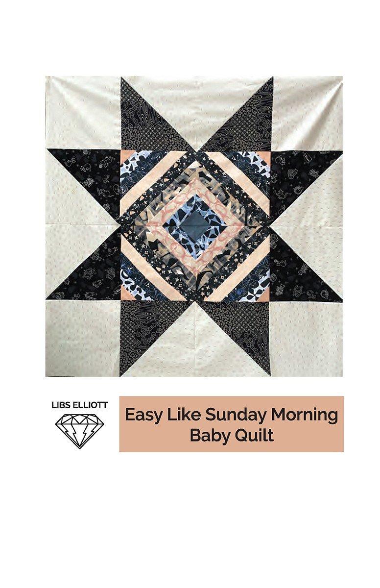 Easy Like Sunday Morning Pattern
