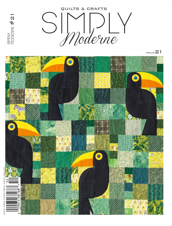 Quarterly Simply Modern Magazine 21