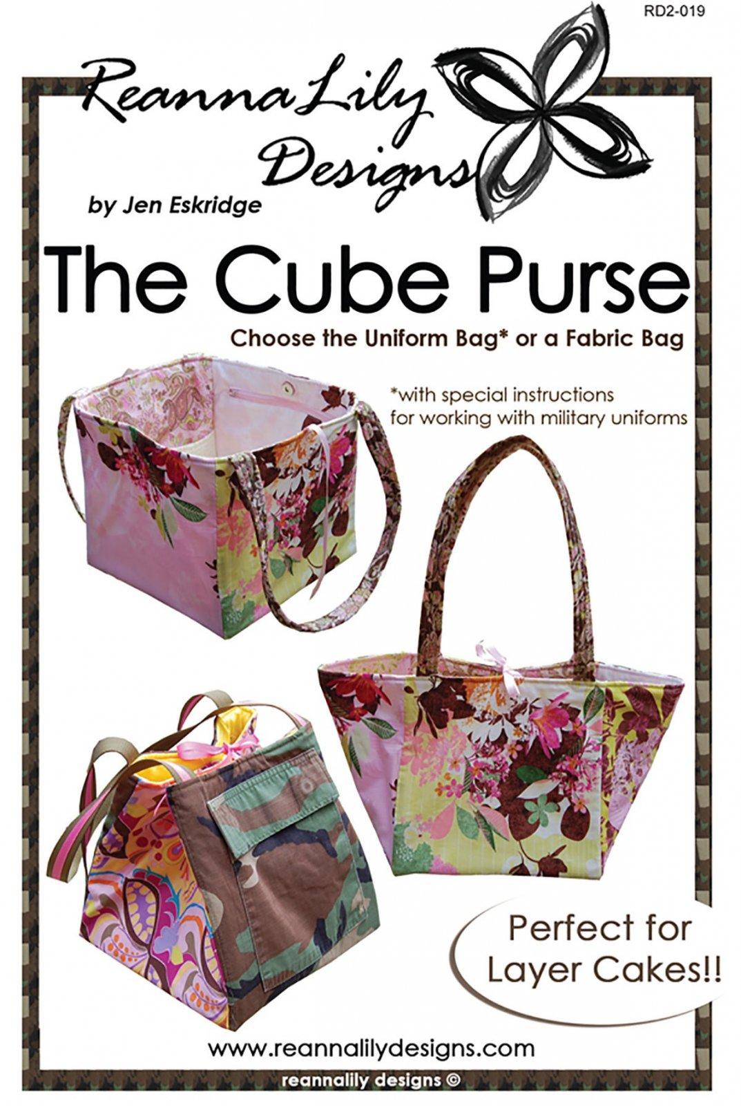 Cube Purse